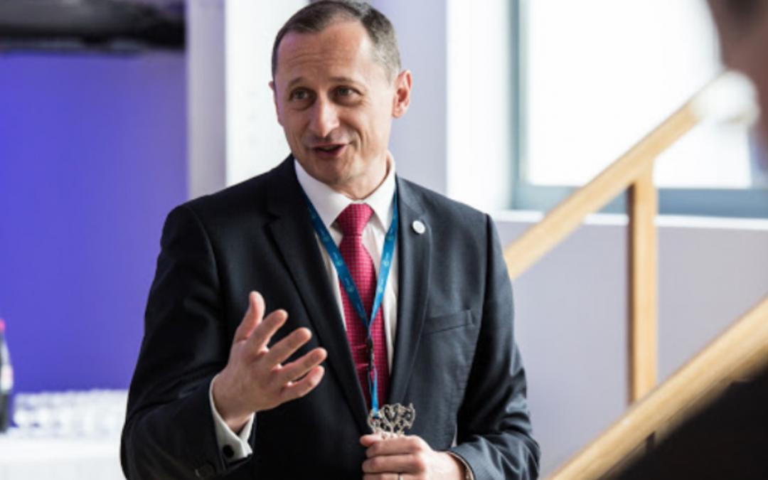 """""""Uno dei maggiori errori è parlare troppo presto agli investitori"""": intervista con il responsabile dell'accesso ai finanziamenti dell'EIT Digital Accelerator, Daniel Michel"""
