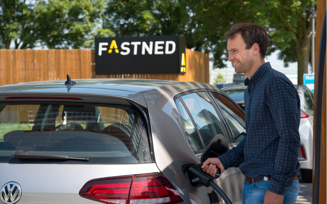 Fastned, con sede ad Amsterdam, raccoglie 12 milioni di euro e guadagna 13 nuove stazioni di ricarica per veicoli elettrici in Belgio