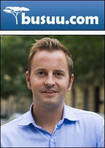 Intervista a Bernhard Niesner (busuu.com)