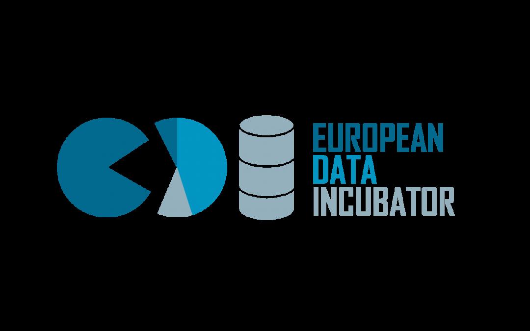 EUROPEAN DATA INCUBATOR 3RD OPEN CALL FOR STARTUPS