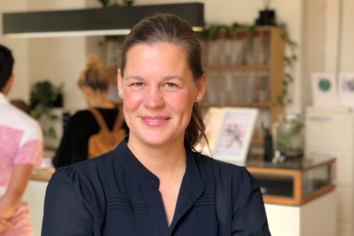 """""""This crisis could lead to the beginning of a new era"""": Interview with betahaus's CEO, Madeleine Gummer v. Mohl"""